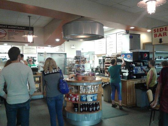 Three Forks, MT: Wheat Montana Farms Bakery & Deli