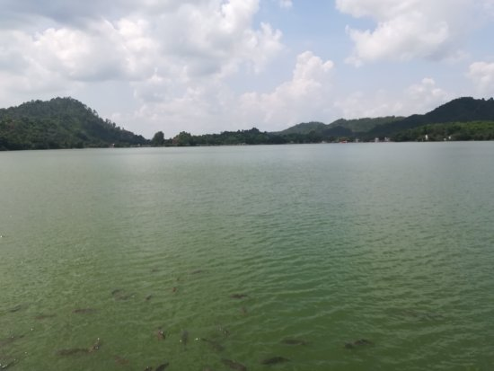 Mansar Lake: #Awesome place #unforgettable moments