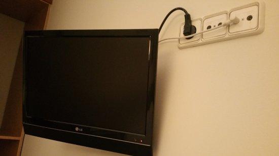 Room Mate Vega: Tele mini y descentrada