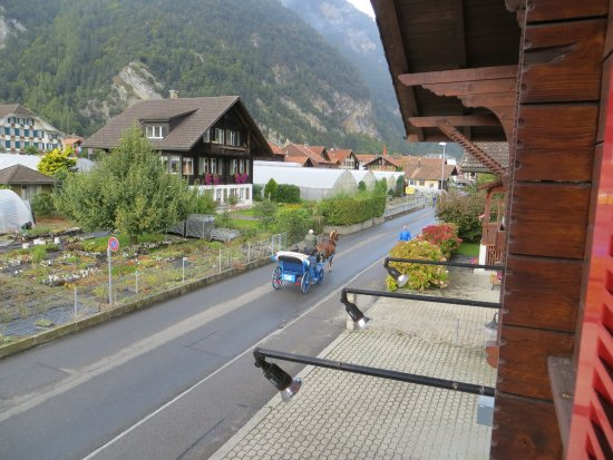 Interlaken Sunny Days Bed And Breakfast