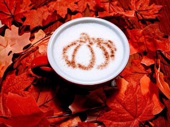 Grand Forks, Canada: Pumpkin Spice Latte