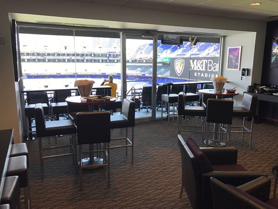 M t bank stadium baltimore md top tips before you go for Restaurants m t bank stadium
