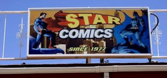 Lubbock, TX: Star Comics