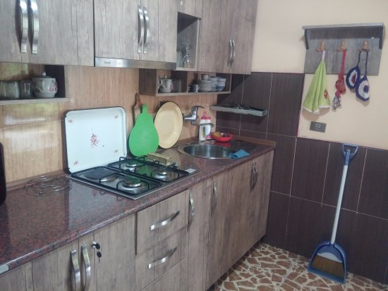Guesthouse in Batumi: Kitchen