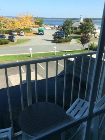 Saybrook Point Inn & Spa: Balcony