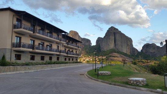 Hotel And Meteora Picture Of Grand Meteora Kastraki Tripadvisor