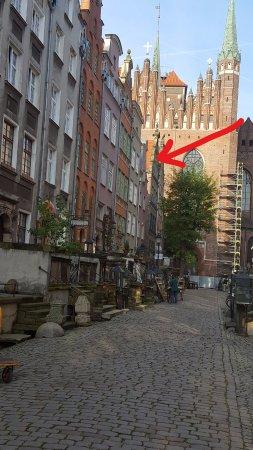Gotyk House: street view of hotel