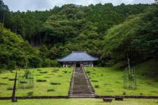 Kaiyo-cho, Japán: 城満寺の本堂