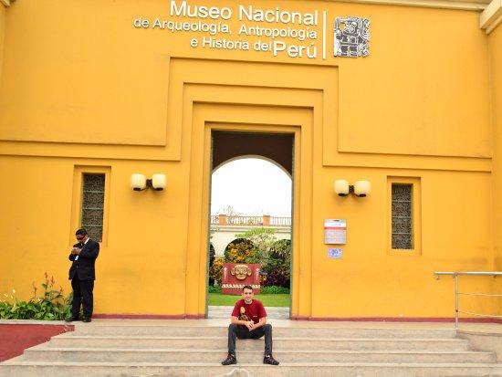 Nationaal Museum voor Archeologie, Antropologie en Geschiedenis