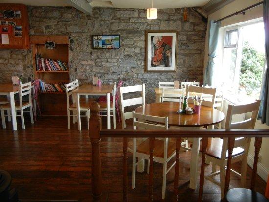Doolin Cafe: Dining Area