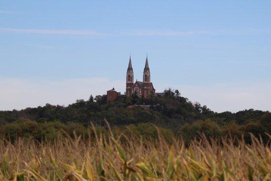 Hubertus, WI: In October