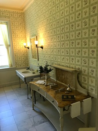 The Mount : wash room 2