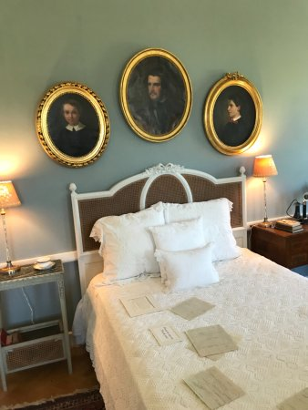 The Mount : main bedroom