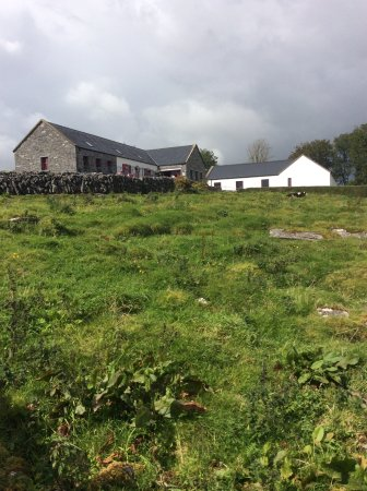 Caherconnell, Ireland: View of the Visitor Center