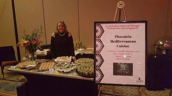 Phoenicia Mediterranean Restaurant  St St Highland Park Il