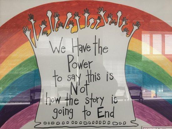 Seneca Falls, NY: We have the power...