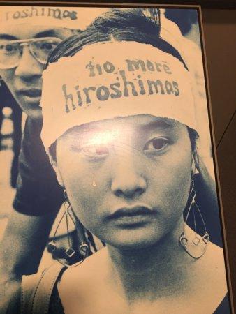 Seneca Falls, NY: No more Hiroshimos