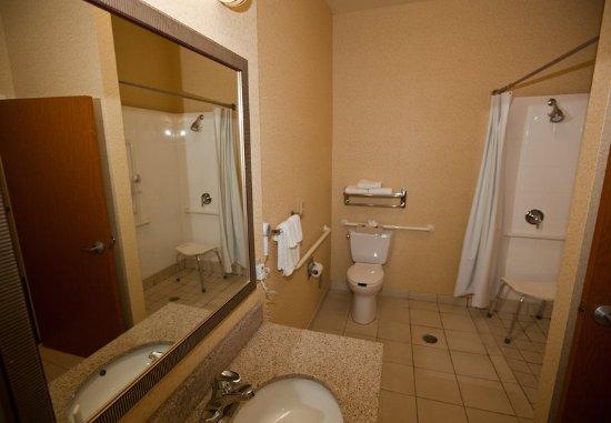 Fultondale, AL: Accessible Guest Bathroom