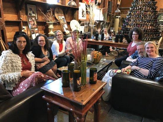 D Vine Wine Tour Walla Walla