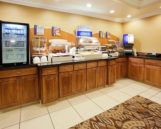 Oroville, Kaliforniya: Breakfast Bar