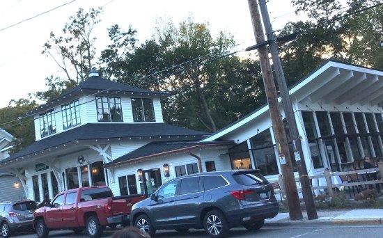 Barringer S Restaurant Fish Creek Restaurant Reviews