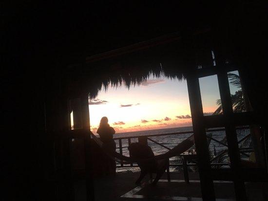Nueva Vida de Ramiro: View from balcony/room/bed