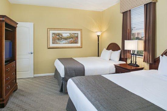 Caribe Royale Orlando: Two-bedroom Villa Guest Bedroom