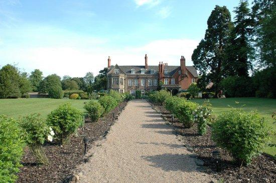 Rothley, UK: Exterior backyard
