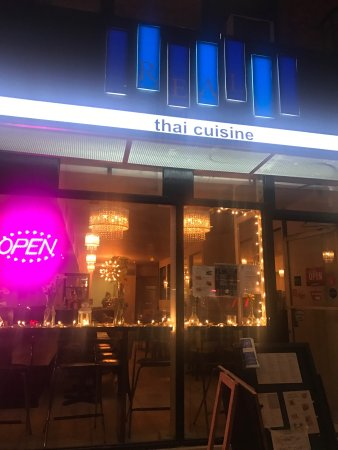 Real Thai Cuisine New York City Hell S Kitchen