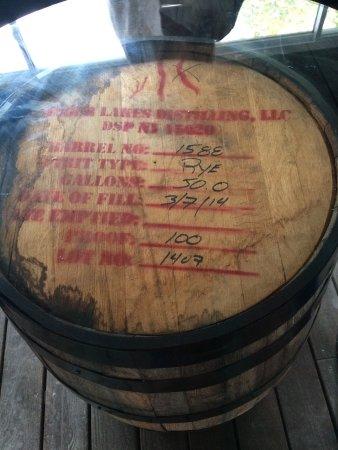Finger Lakes Distilling: photo1.jpg