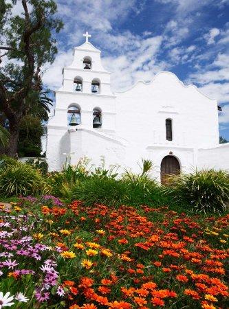 Doubletree Hotel San Diego Downtown: Mission San Diego