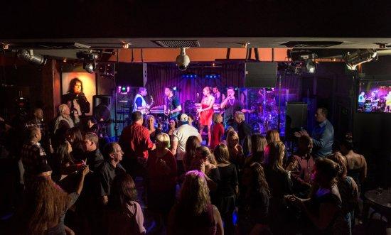 Humphreys Half Moon Inn: Humphreys Backstage Lounge
