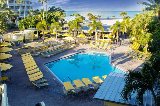 Sirata Beach Resort: South Pool