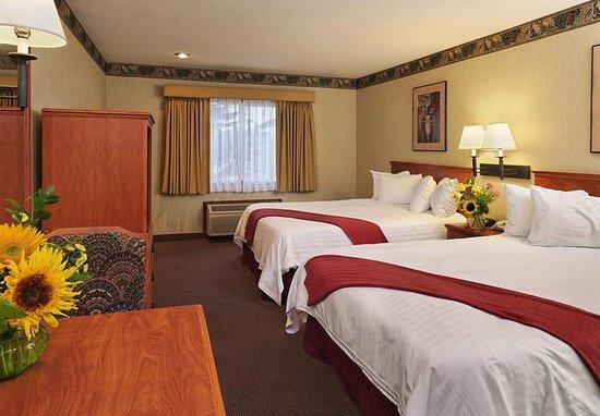 The Ashley Inn of Tillamook: Guest room