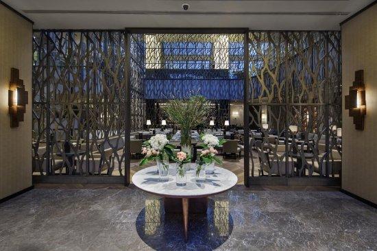 Ankara Hilton SA: Lobby Lounge