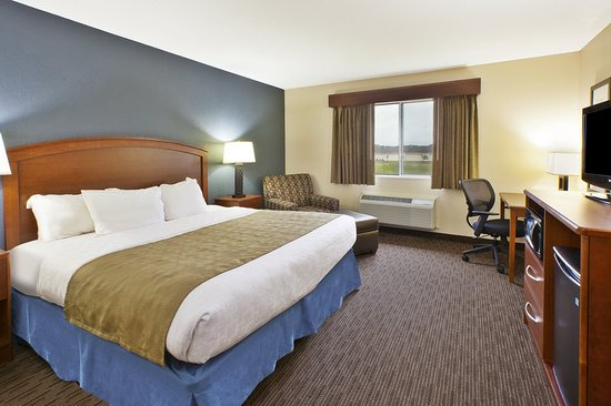 Bay City, MI: King Guestroom