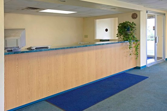 Americas Best Value Inn - Leeds / Birmingham: Lobby