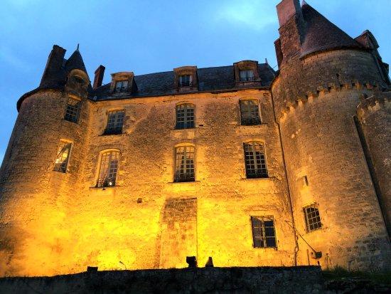 Chateau de La Celle Guenand: Celle-Guenand West Wing