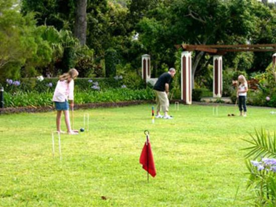 Quinta Jardins do Lago : Croquet