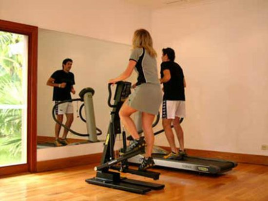 Quinta Jardins do Lago : Fitness Center