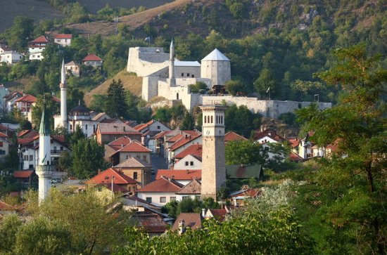 Private Guided Tour to Travnik and...