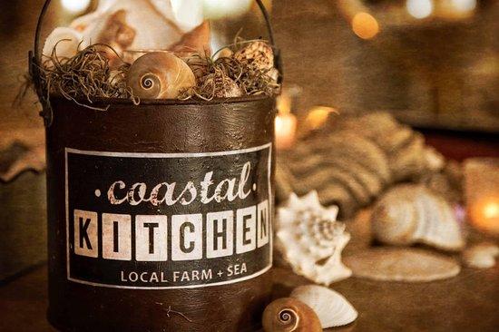 Del Mar, Califórnia: Welcome to Coastal Kitchen