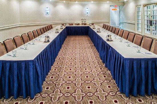 Del Mar, Kalifornia: Triple Crown Meeting Room