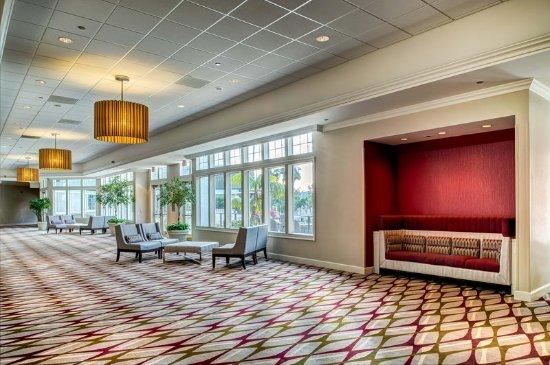 Del Mar, Kalifornia: Ballroom Foyer Area