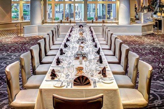 Del Mar, Kalifornia: Coastal Kitchen Private Dining