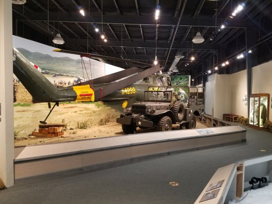 U.S. Army Transportation Museum 사진