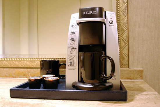 Catamaran Resort Hotel and Spa: Coffee Maker