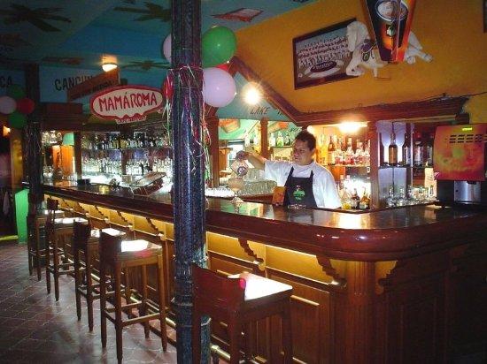 Hotel la Siesta: Bar Ls