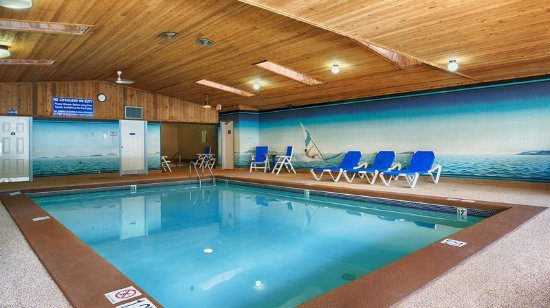 Best Western Salmon Arm Inn: Indoor Pool