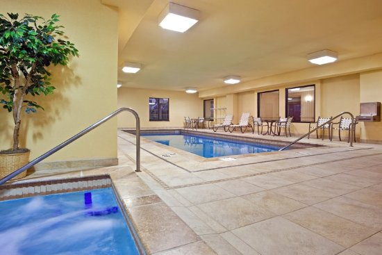 Swimming Pool Picture Of Holiday Inn Express Suites